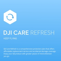DJI Care Refresh Flyaway zasady - ceny